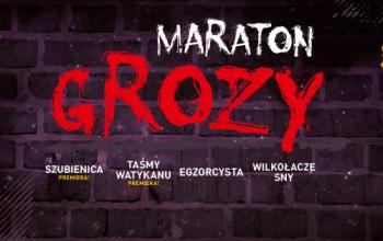 Maraton Grozy w Kinach Helios
