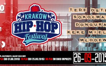 Kraków Hip Hop Festiwal 26 Wrzesnia