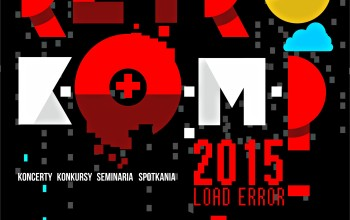 Retro Komp 2015 Gdansk - Plakat